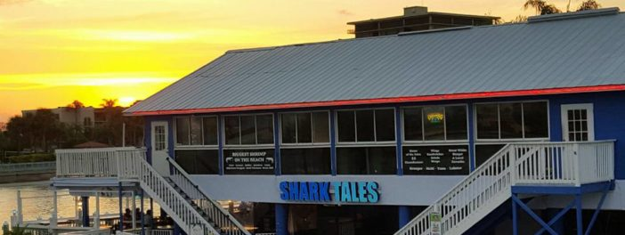 Shark Tales Waterfront Restaurant St. Pete Beach