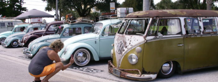 Pass-a-grille vw bash