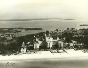 The Don CeSar in 1940