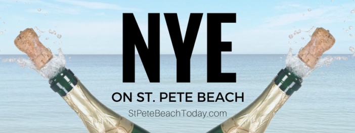 St. Pete Beach New Years Eve Events