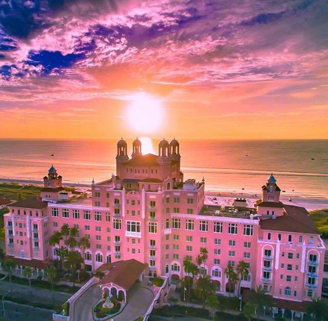 The Historic Don Cesar Hotel Has Sold For 202 6 Million