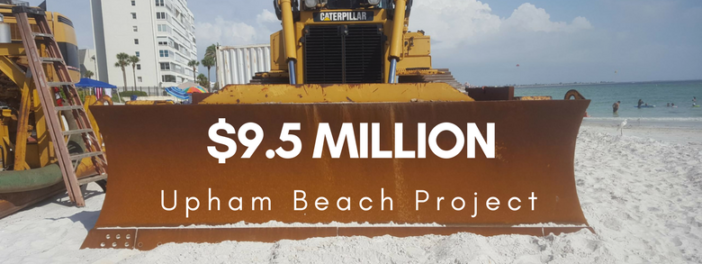 Upham beach project
